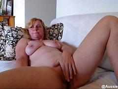 Gros seins naturels Mature