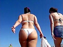 Butt ranta Toimenpide ( kahden hengen piirre )
