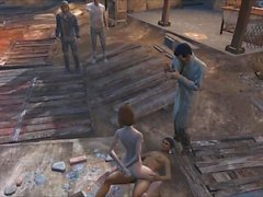 Elmas City'deki Fallout 4 kamu toplu tecavüz