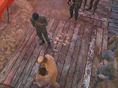 Fallout 4 partouze public Diamond City