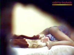Eccitato Cosuin masturba prima di addormentarsi - by- Bayhoda