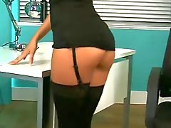 Gabinete de ashley de Emma Babestation