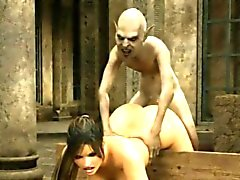 Alien Revenge 3D - FreeFetishTVcom