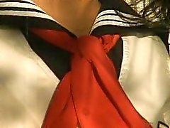 Le ragazze cazzo della scuola nipponico 2 su 2