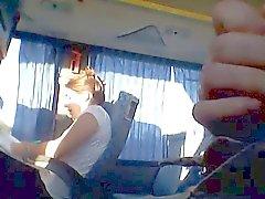 autobus lampeggiare