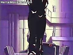 Geweldige anime hottie krijgt gebonden en haar part6