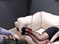sexo DDSM en el analland a perra mierda muy
