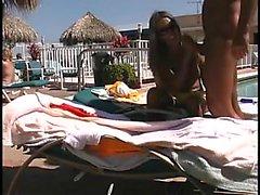 Sexo al aire libre en el lugar que sea pública