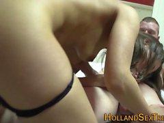 prostitutas holandesas boca cummed