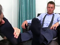 Muscle gay fot med cumshot