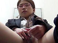 Japanilaisen horo spycam