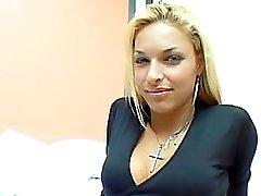 POV mit sexy brasilianisches
