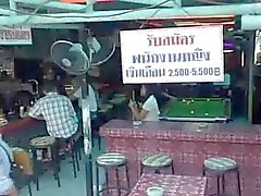 Thai Fotzen em Patong