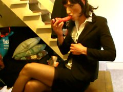 Tammy - Office Outfit Dildo