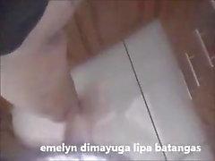 Emelyn dimayuga Beverly Hills Lipa Batangas Schlampe asiatisch