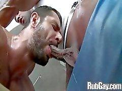 Rubgay Sıcak Guy Masaj