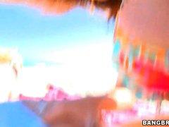 Sara Jay Krystal Star Otro día en la playa