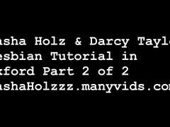 Tasha Holz y Darcy Taylor Parte 2
