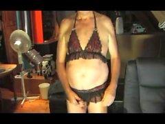 raka tonåring flicka underkläder trosor sond urinrörets 42