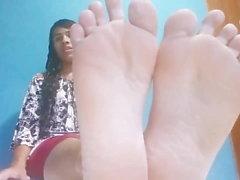 Feet Soles JOI 19