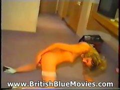 Kerry Matthews - Porno casera del vintage británico