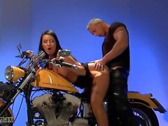 A Dream Biker-Slut