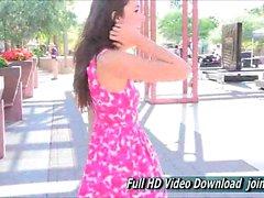 Vorburg Pornos FTV Shes ein hoch langbeinig netten Mädchens