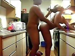 Mutfak The Black Couple Kahrolası