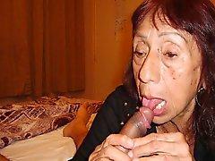 Возбужденный Мексика Grannies и ее удивительная нагое тело