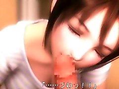 Bra 3D Hentai Porn hora gör fellatio