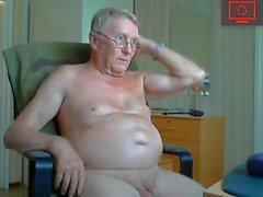 vovô masturbando & ass show de