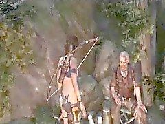 Önce Tomb Raider - Lara Croft Nude Mod