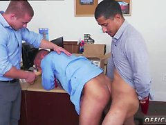 Straight boys getting d and nurse and doctor examine straigh