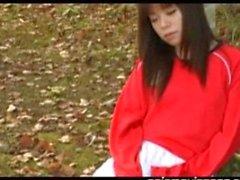 De Futanari sexy de les lesbiennes Hinata a de Seto , Haruka destination de Amami
