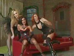XXXMas Treat Alexis Texas, Kirsten Price & Monique Alexander