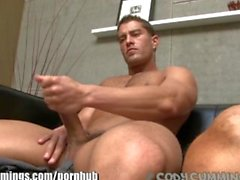 Cody Cummings Gets A Blowjob From His Hunk Friend