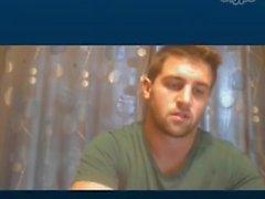 Muscle Hunk no Skype
