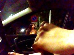 transsexuelle Car flash Beauty veut € 30