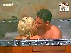 Big Brother 6 a Alemanha de Sylvia Mai O sexo Jacúzi