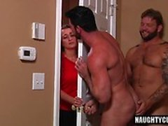 Big dick gay sexo oral con corrida