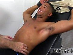 ragazzo africano che calda sesso gay Snapchat di Mikey di solletico D nella TicKL