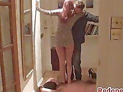 Abuso Ruivo de seu marido