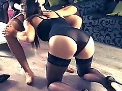 horny lezzies fucking in front of mirror