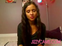 Janessa Brazil and Dawn Avril Webcam lesbian show - jizzycams