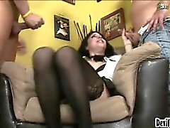 Transsexual Babysitters 13