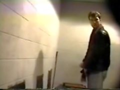 real men play for real in mens room..hidden cam