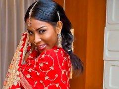 Begum suhag raat nuit de noces stripping Bangladais femme surprise terminaison