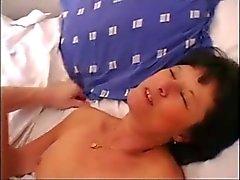 Hårig mormor gäller analt