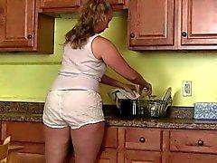 De la cocina es Zona de juegos la madre