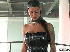 Angelina Valentine in Domination of Veronica